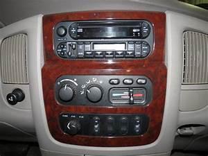Purchase 2002 Dodge 1500 Pickup Radio Trim Dash Bezel