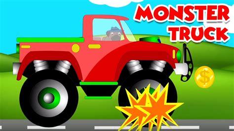 monster trucks you tube videos monster truck videos monster truck stunts and games