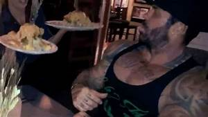 Man Vs Food - Hash House A Go Go - Eating Challenge - 5  Ers Vs Food - Rich Piana