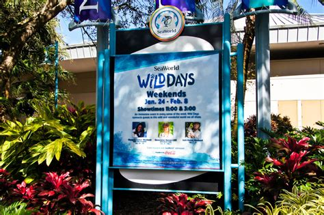 SeaWorld Orlando winds down Wild Days events, featuring ...