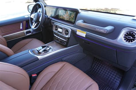 Inside, the dramatically revised interior incorporates more modern elements as seen in other new mercedes models. Used 2021 Mercedes-Benz G-Class G 550 For Sale ($169,900)   Tactical Fleet Stock #PMX367910