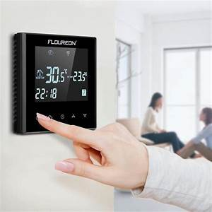 Floureon Wifi Termostato Smart Programmable Digital
