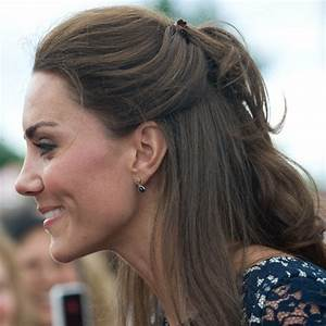 Celebrity Hairstyles: Kate Middleton | The Daily Frizz