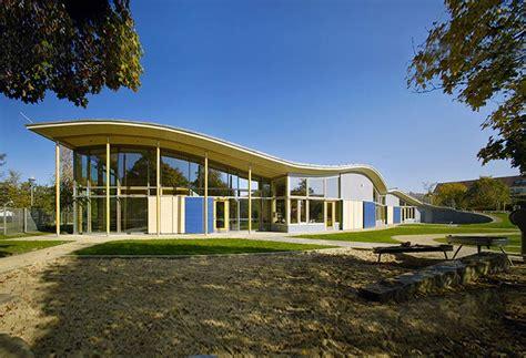Schule Aufkirchen by Kitas Passivhaus Architektur Dresden Rentzsch Architekten
