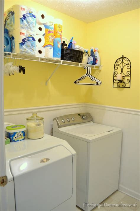 House Tour Laundry Room