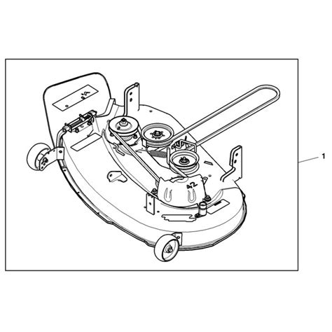 Pictures About John Deere Parts Diagram For Mower Decks