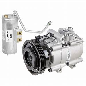 2006 Kia Optima A  C Compressor And Components Kit 2 4l