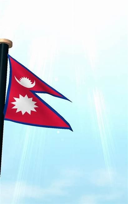Nepal Flag 3d Wallpapers Clipart Android Cliparts