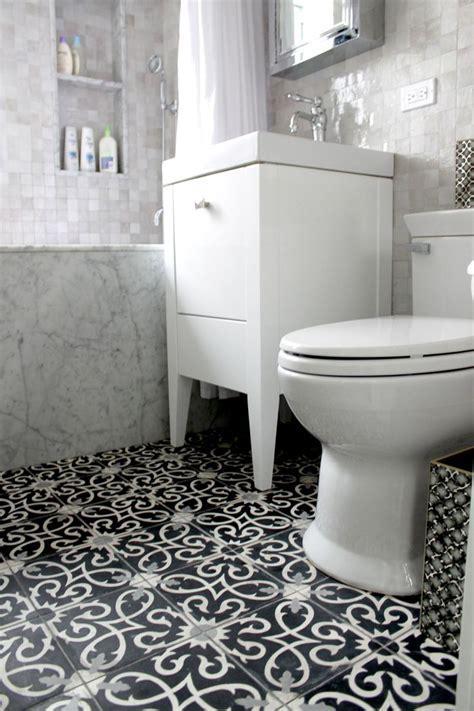 Guest bathroom   flooring wet room   Lucifer C4 14 24