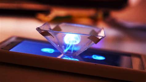 holograms   smartphone