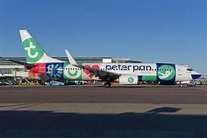 Telephone Transavia : transavia s peter pan aircraft in support of the peter pan holiday club quantum aviation ~ Gottalentnigeria.com Avis de Voitures