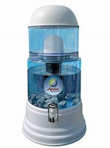 Wasseraufbereiter Für Leitungswasser : sockel und runder deckel grau f r den acalaquell wasserfilter ~ Frokenaadalensverden.com Haus und Dekorationen