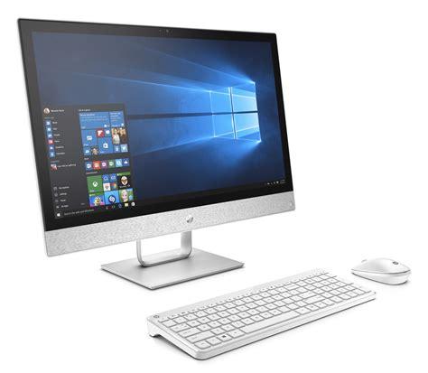 ordinateur de bureau fnac hp pavilion 24 r072nf achetez au meilleur prix