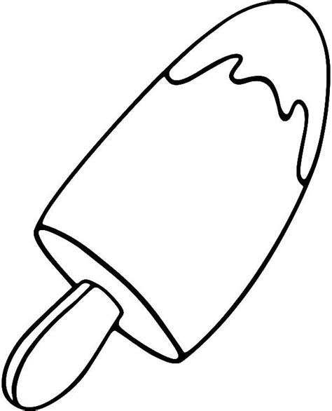 Best Popsicle Coloring Page Ideas And Images On Bing Find What