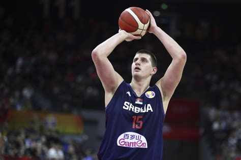 Shop nikola jokic jerseys and gear at fanatics. Nikola Jokic the super sub: Serbia's best player is ...