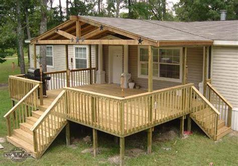covered front porch plans decks