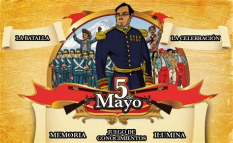 """Conoce más de nuestra historia con """"5 de Mayo"""""""