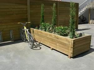 Jardinière Brise Vue : bacs fleurs et jardinieres tous les collection et bac a ~ Premium-room.com Idées de Décoration