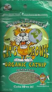 Free: Cat's Meowee Organic Catnip! Worlds Strongest! Cats ...