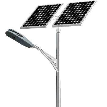 Solar Street Lights Are Welldesigned To Illuminate Large