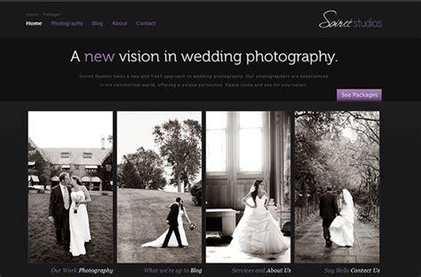 designed photography websites clickscom
