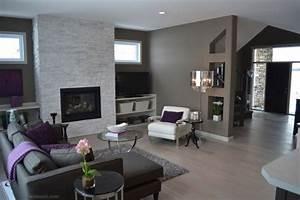 35 beautiful modern living room interior design examples for Interior decoration in living room photos