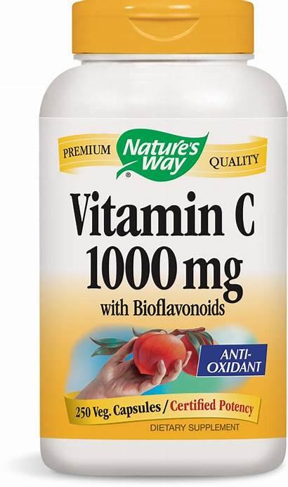Vitamin Nature Way Bioflavonoids 1000 Mg Calcium