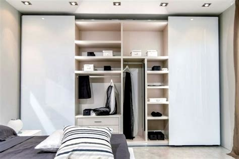 interior designs kitchen the modern wardrobe with sliding doors both practical and