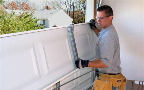 how to fix garage door panel garage door panel replacement cedar lake affordable