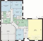 hd wallpapers plan maison 120m2 plain pied en v - Plan Maison Plain Pied 120m2