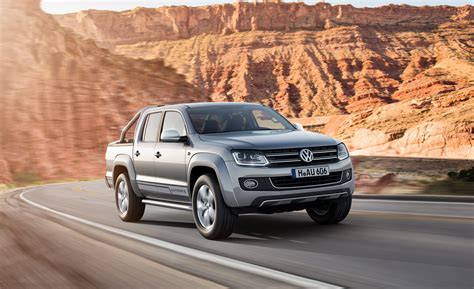 volkswagen amarok 2016 volkswagen amarok ultimate a cushy truck for europe