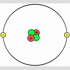 How Many Electrons Are There In The Helium Atom? Quora