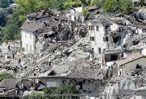 Tremblement De Terre Brest by Rescap 233 E Du S 233 Isme En Italie Elle Avait D 233 J 224 233 Chapp 233 Au