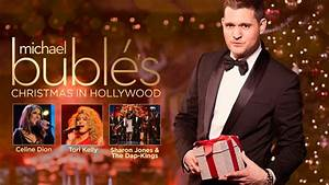 Michael Buble39s 39Christmas In Hollywood39 Announced Video