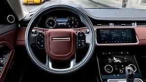 Wallpaper Range Rover Evoque, interior, SUV, 2019 Cars, 4K