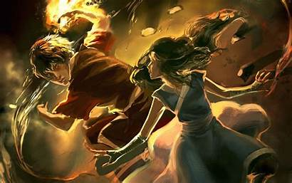 Airbender Avatar Last Wallpapers Backgrounds Series