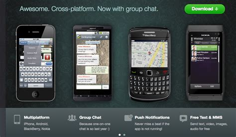 how to sms chat with friends across iphone blackberry android and nokia platforms for free