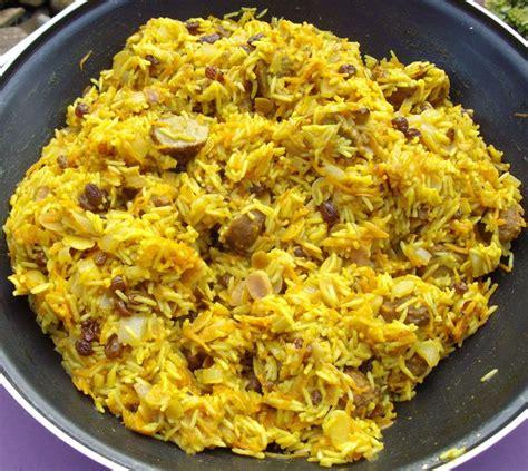 cuisine indienne riz riz au curry comment le réaliser