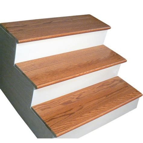 bullnose carpet stair treads home depot diy butterscotch wood stain plans free bruce hardwood