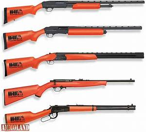 Mossberg Introduces Five
