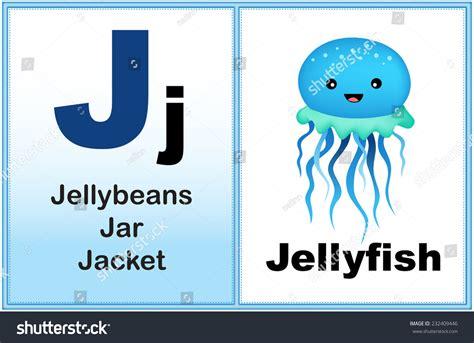 words starting with the letter j alphabet letter j clipart few similar stock vector 96002