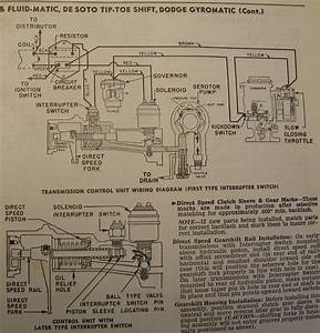 1947 Desoto Wiring Diagram - P15-d24 Forum