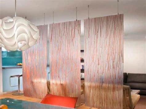 studio room divider ideas temporary walls room dividers
