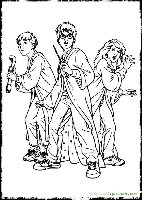 harry potter coloring pages  print coloring pages