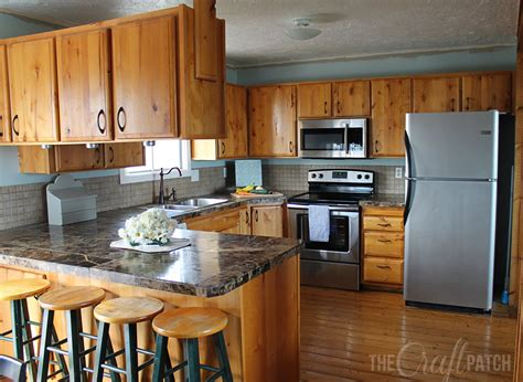 kitchen remodel keeping old cabinets the craft patch living kitchen dining remodel phase 1 is