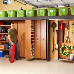 Garage, Storage, Space