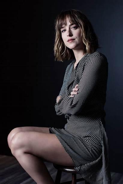 Dakota Johnson Toronto Portrait Most Festival International