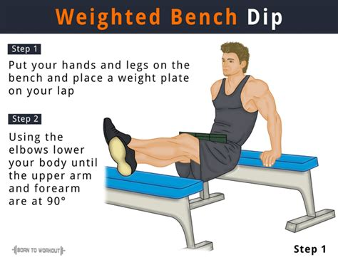 Bench Dips Workout by Bench Dips Tricep Dips What Is It How To Do Muscles