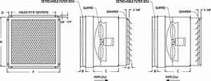 AFF Filter Exhaust Fans - Continental Fan