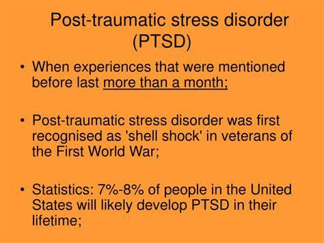 traumatic stress powerpoint  id